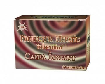Protector hepatic forte - cafea instant